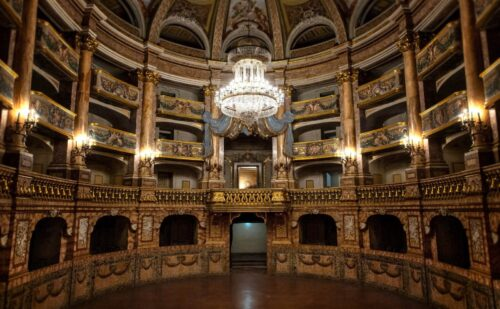 Teatro Reggia Di Caserta 2 500x309, Unofficial Website of the Royal Palace of Caserta