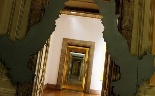 Terrae Motus Italia Porta 500x309, Unofficial website of the Royal Palace in Caserta