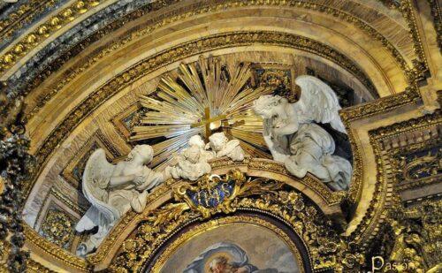 Cappella San Giovanni Battista, chiesa di S. Rocco - Lisbona
