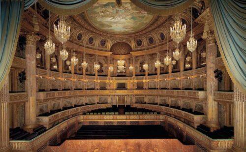 L'Opera Royal nella Reggia di Versailles