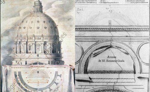 Analisi statica della Cupola di San Pietro