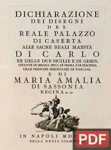 Vanvitelli Dichiarazione Progetti Reggia Di Caserta 300, Unofficial website of the Royal Palace in Caserta