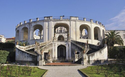 Vanvitelli Ercolano Villa Campolieto 1 500x309, Unofficial website of the Royal Palace in Caserta