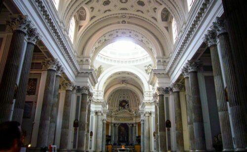 Basilica della Santissima Annunziata Maggiore - Napoli