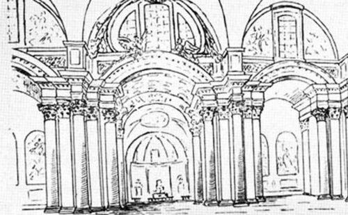Il progetto di restauro della basilica di Santa Maria degli Angeli - Roma